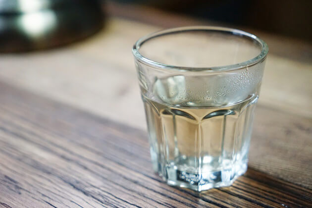 Residuo fisso e pH, due parametri dell'acqua potabile