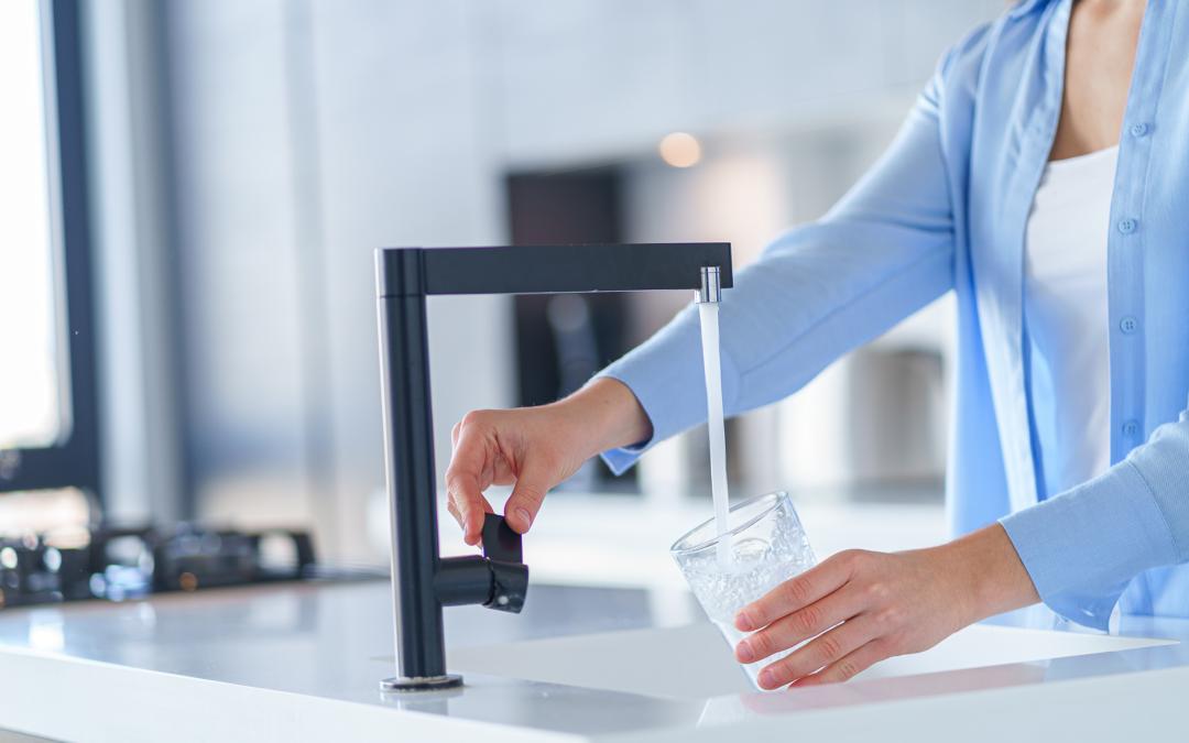 Detrazione fiscale 2021 per l'acquisto di un purificatore d'acqua.